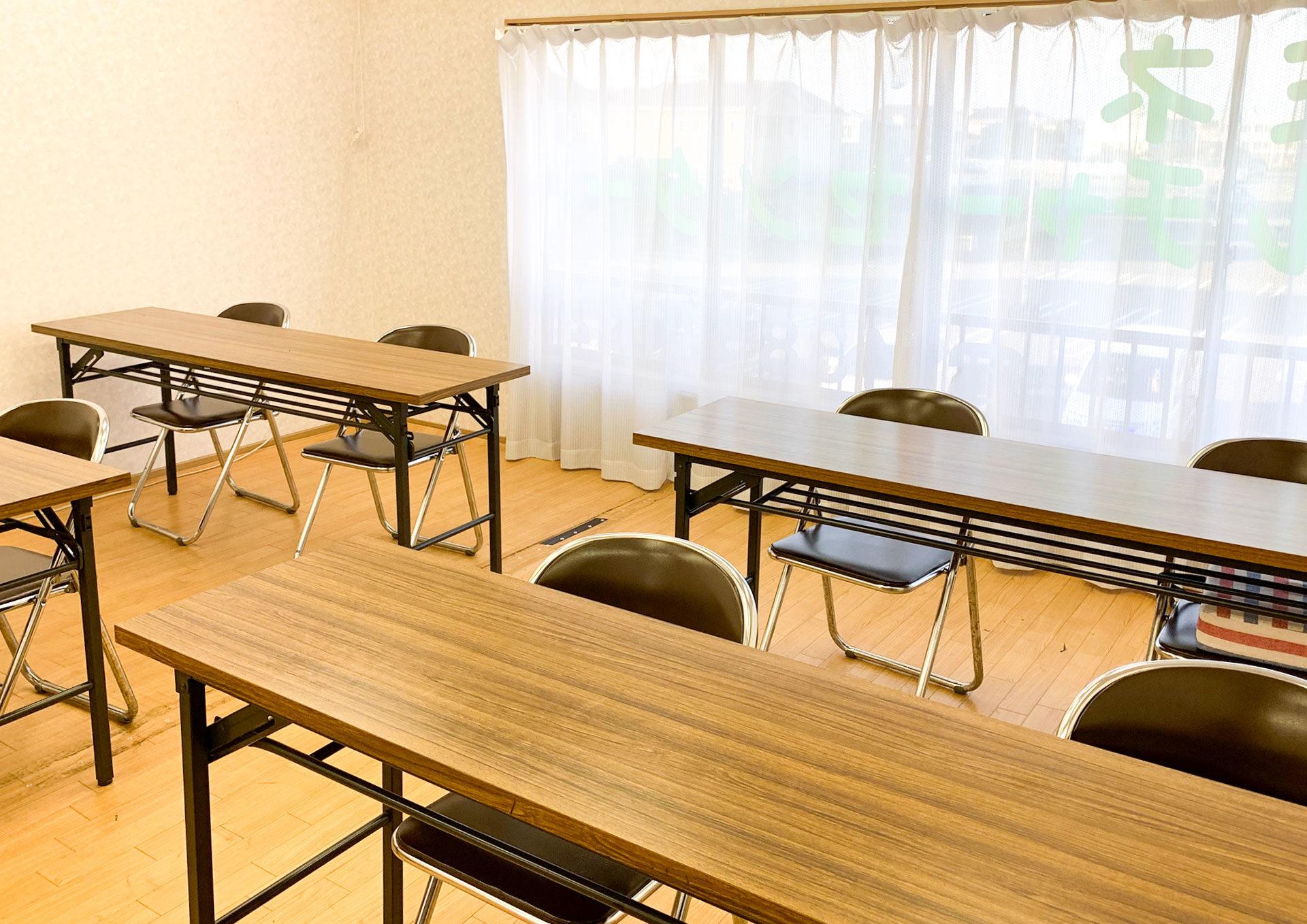 中村書道教室ルミネス教室